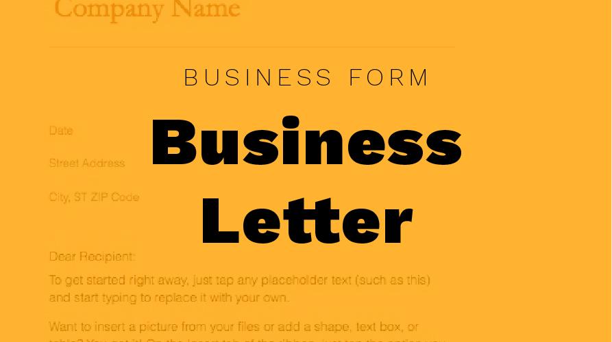 form-business-letter-100