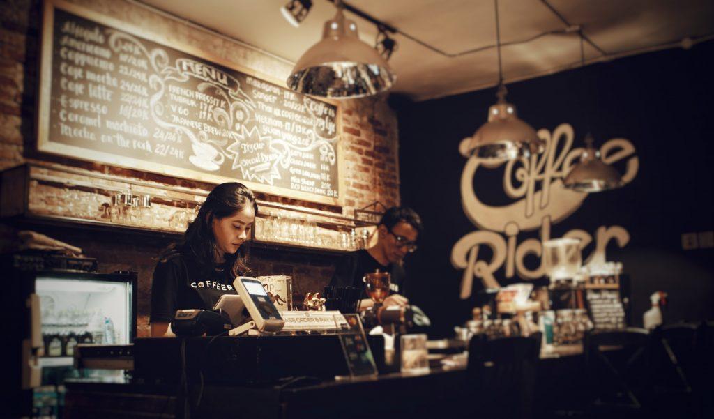 Restaurant Marketing Tips, build small business branding, barista, small business, branding, how to, coffee