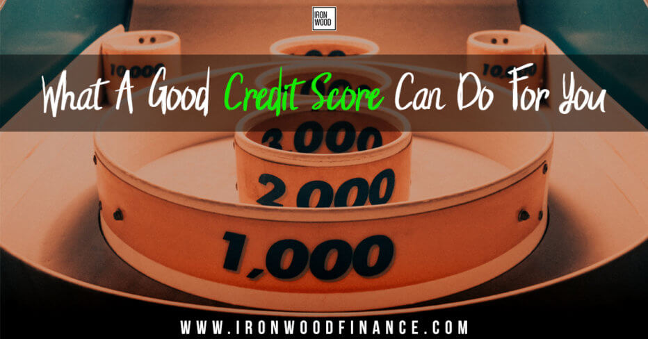 good credit score, ironwood, business capital, working capital, funding, lending, great credit score, credit score improvement