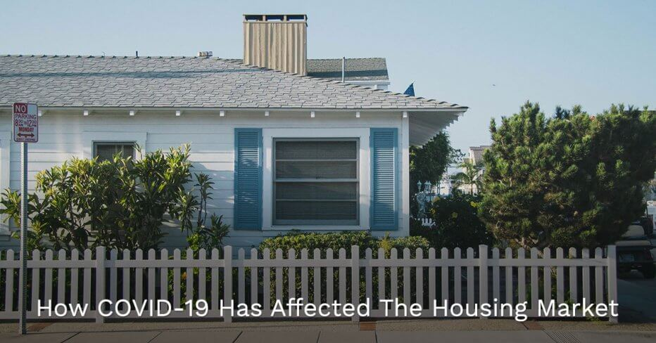 How COVID-19 Has Affected the Housing Market